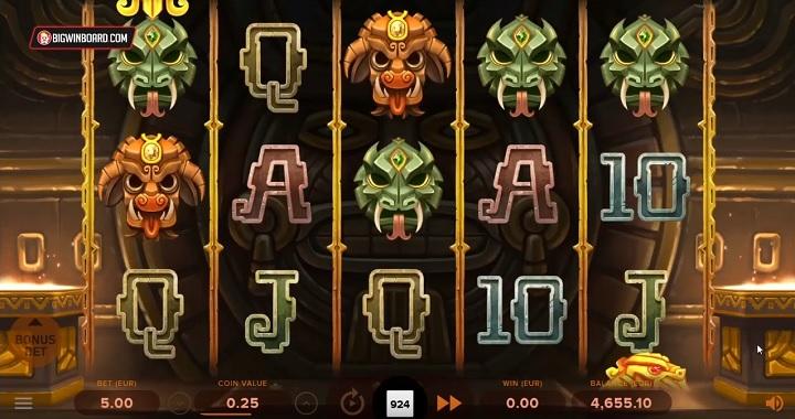 Nytt casinospel från NetEnt - Rise of Maya