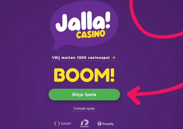 Nya Jalla Casino - Ett nytt online casino
